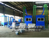 electrostatic separator recycling production line for waste circuit boards