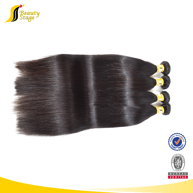 Hot sale real full cuticle unprocessed straight russian virgin hair,remy truly hair,favor hair extensions