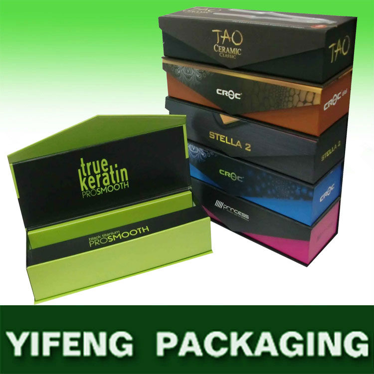 Chinese Carton Box, Customized Hard Cover Box, Paper Color Box