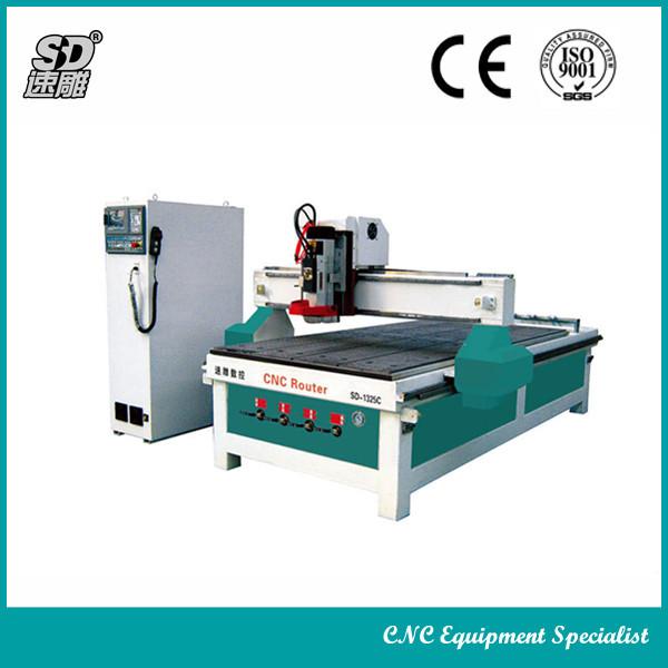 9kw Italy Hsd Spindle Japan Servo Motor Vacuum Table