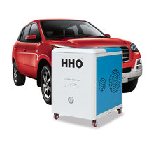 cheapest supplier carbon deposit HHO cleaning machine