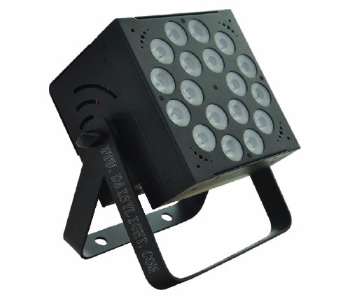 indoor led par light LED Flat Par-WQ818-18x8W 4-in-1 Quad-Color