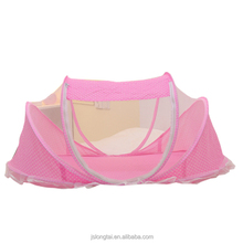 Stainless steel portable Foldable baby mosquito net
