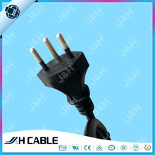High Quality European Standard 220v Power Cord Cable