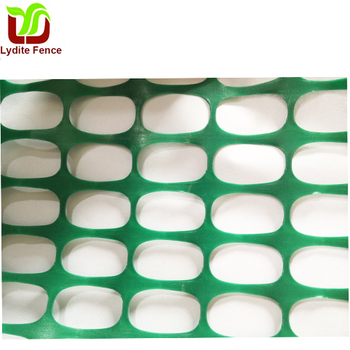 Green New PE material 45*20mm 400g/SR For Sheep Goat Fencing