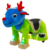 Electric Battery Operated Ride On Animals Toy Animal Robot For Sale