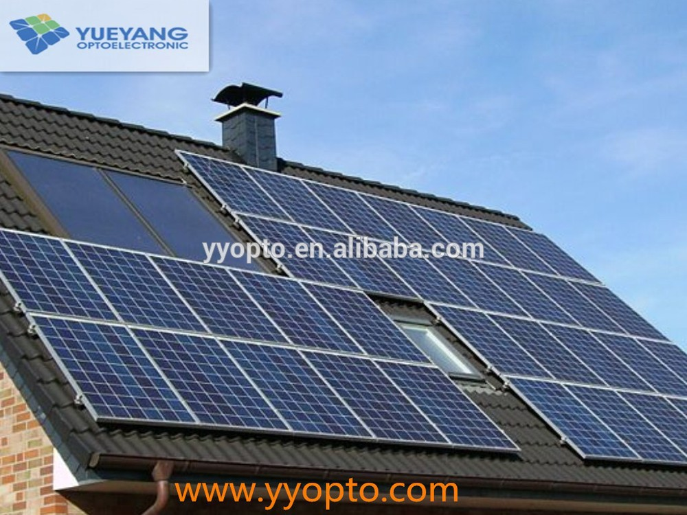 5kw high cost performance solar panel for home electricity