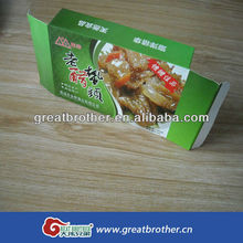 Paper box for food packing(Factory direct sales)
