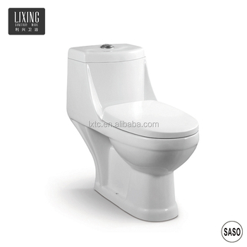 PROMOTION Mid-east market Bathroom WC sublimation special supply cheap prices ceramic toilet for sale