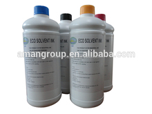 Excellent performance eco solvent ink