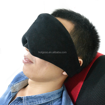 Black Bluetooth eye mask 3d training mask phone accessories mobile USA 2017 hot sleep mask
