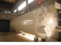 The leading manufacturer of small/large capacity steel LNG(liquefied natural gas) storage tank/vessel