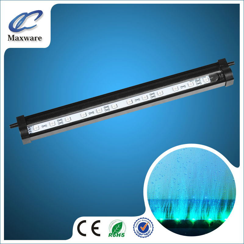 Chinese cheap products submersible aquarium led lamp waterproof submersible uv lamp