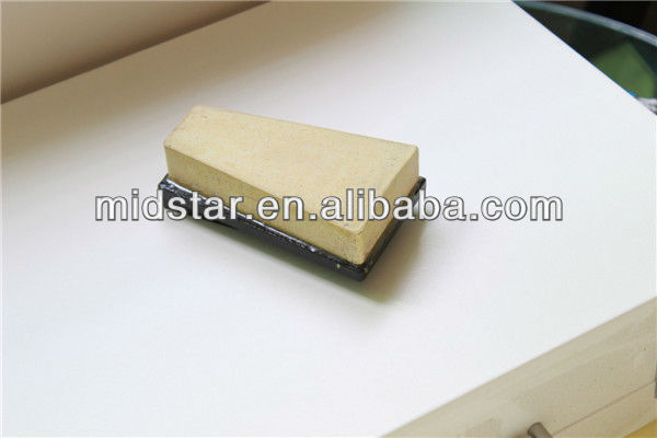 Midstar Long Life Abrasive Resin Lux Stone Tool Fickert Block For Granite