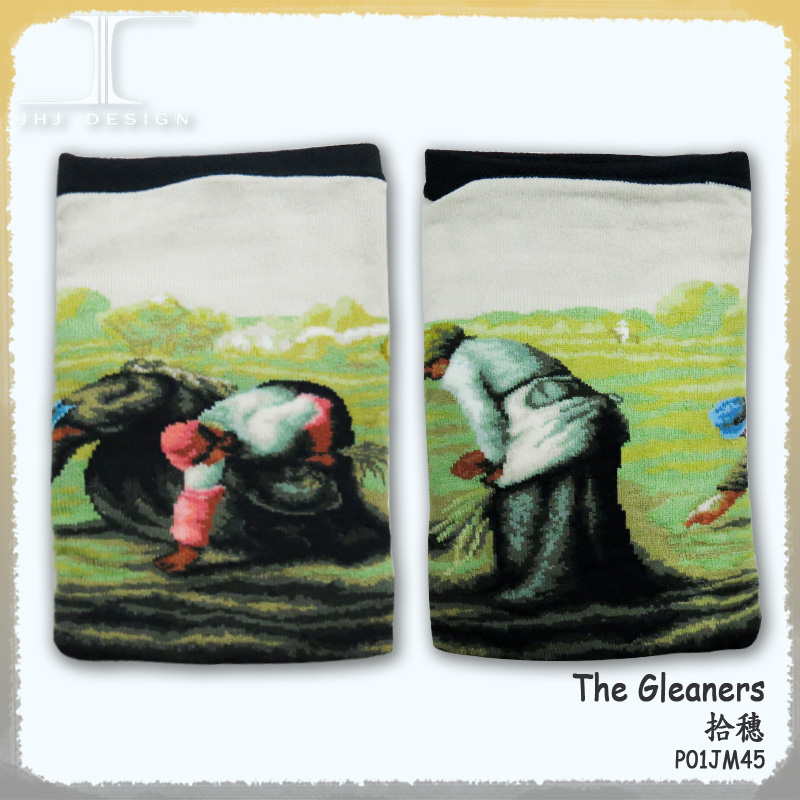 Masterpiece Series The Gleaners cell phone case