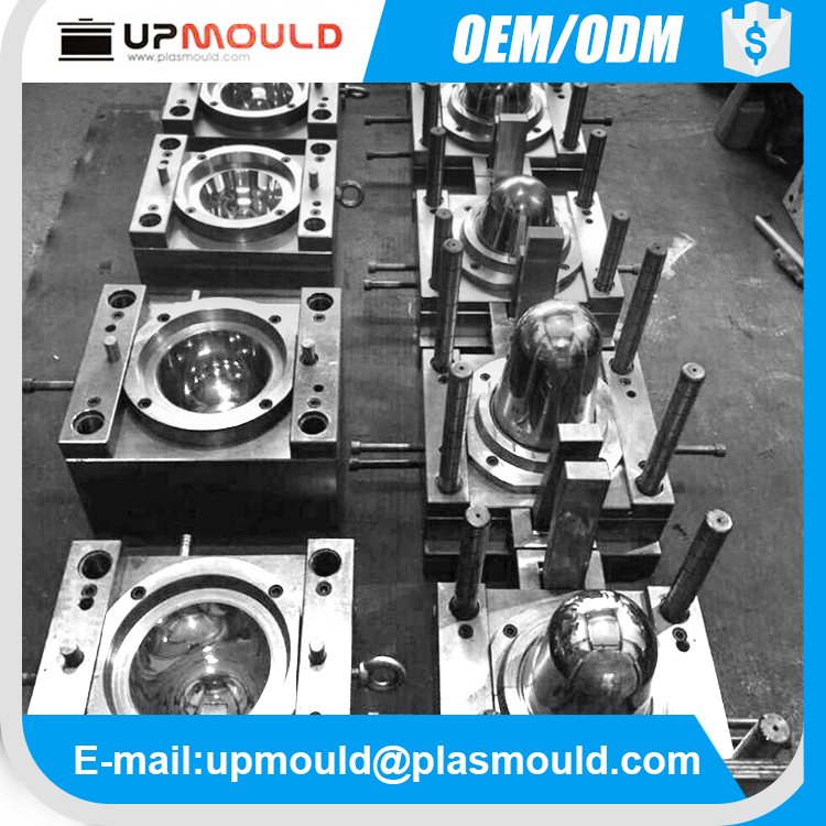 customized plastic products making new tube plastic mould