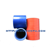 Custom big size multi layer cloth reinforced EPDM rubber hose