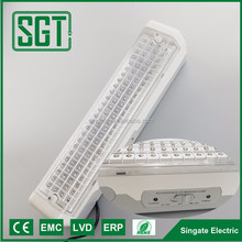 2 years warranty rechargeable Lithium battery led light emergency lamp lamps