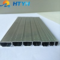 Bendable Doors and Windows Aluminum Spacer Bar for Insulating Glass with ISO9000