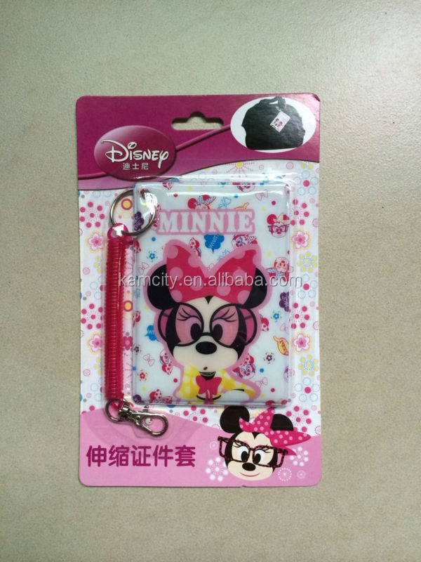 Mickey Mouse PVC Luggage Tag Wholesale