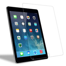 Factory price 100% genuine 2.5D clear tempered glass screen protector for iPad mini 4/air/10.5/pro 9.7