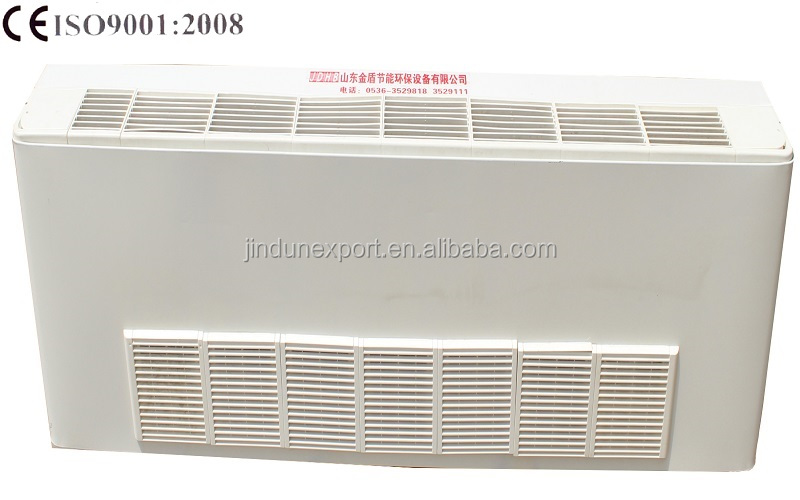 Energy Saving Fan Coil Units for Office greenhouse and restaurant