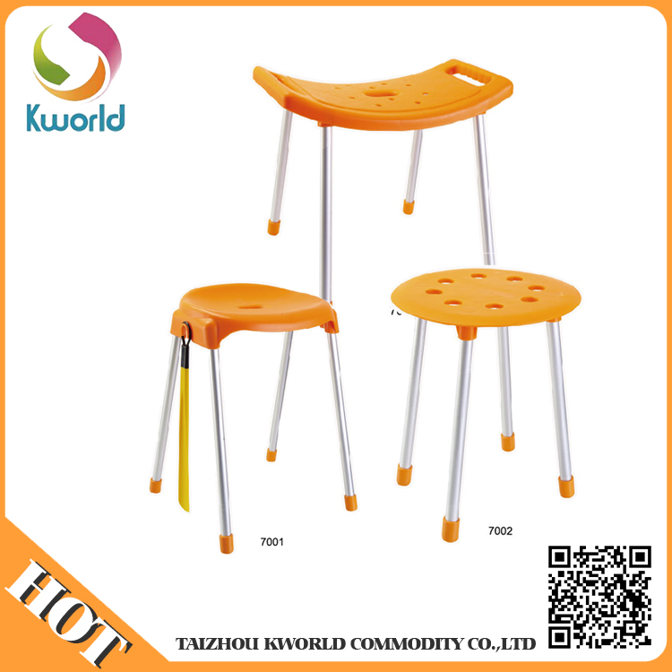 Newest design top quality plastic foot stool