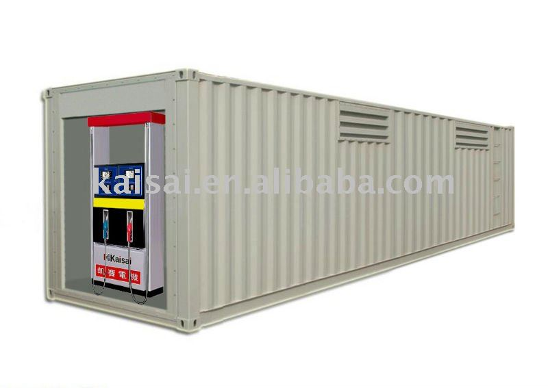 20' Container skid Mounted Refuling Device