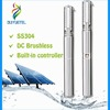 BOTU Dc Solar Submersible Pump Agricultural