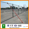 Anping Direct Factory Powder Coated Canada Temporary Fence Construction Hoarding Fence