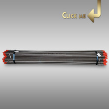 Chinese supplier mining rock hand tools tapered h22 drill rod