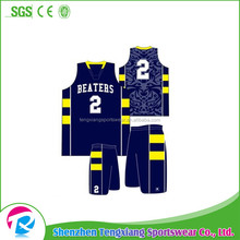 Promotional Hot Sale Blank Basketball Jersey Wholesale