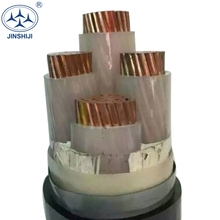 High quality Low Voltage 240mm xlpe 4 core armored cable
