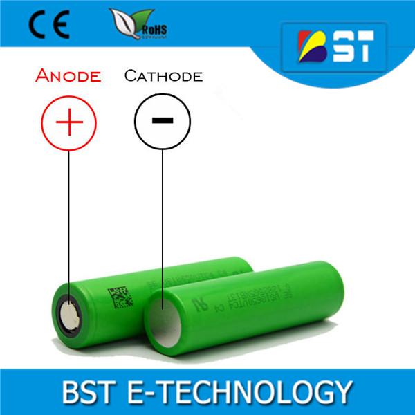 New arrival US18650VT4 / US18650V3 / US18650NC1 / US18650VTC4/ US18650VTC5 for SE us18650vt battery