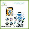 Remote control intelligent dialogue plastic rc robot