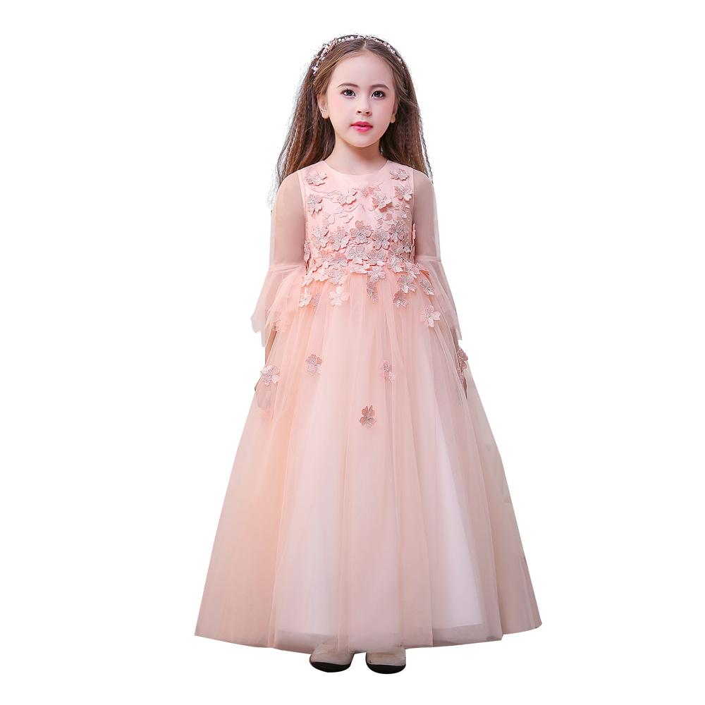 Venta al por mayor diseño de vestido con manga-Compre online los ...