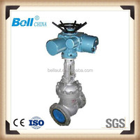 china supplier electric stem gate valve oil and gas