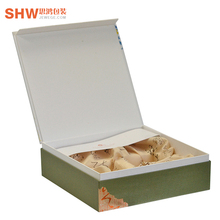 Manufacturer wholesale product square kraft carton paper gift boxes custom design tea packaging box