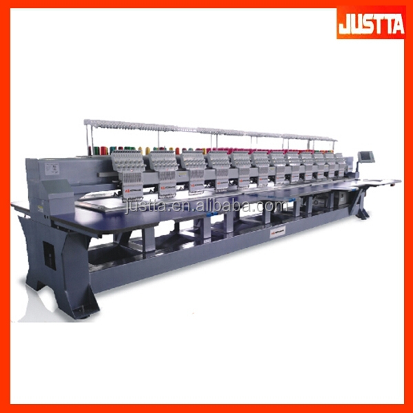 9 Needle 15 Head Embroidery Machine Prices JT-N915-H