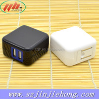 Mobile Phone Accessories 5V 2.4A usb travel charger for home charger