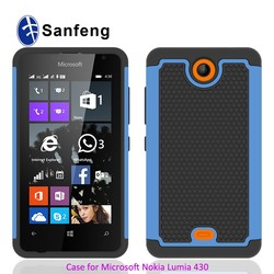 Soft Silicone Rubber Cell Phone Case For Microsoft Lumia 430 435 Cover Hot Selling USA