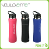 Hot Sales 500ml Wholesale Double Wall Insulated Stainless Steel Vacuum Water Bottle with Straw