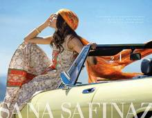 Sana Safinaz Embroidered Lawn Collection 2014