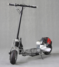 43CC CE Foldable gas scooter chinese scooter manufacturers