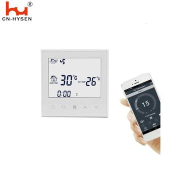 Wifi Fan Coil Unit Controller for air conditioning Thermostats
