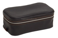 Men's Collection Toiletry Bag in Brown