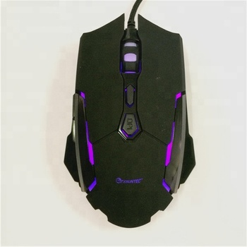 Comfortable Ergonomic USB 3000DPI Mouse,7D Laser Manufacturer  Gaming Colorful  Lighting Mouse GM--112B
