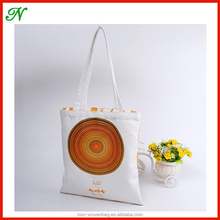 Durable Custom Cotton Canvas Blank Sublimation Tote Bag