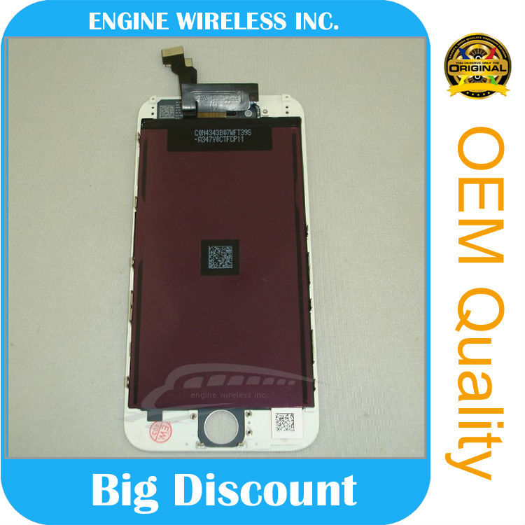 genuine,Lcd Touch Screen for iphone 6,order from china direct