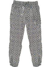 Shades Of Grey Lightweight Harem Pant